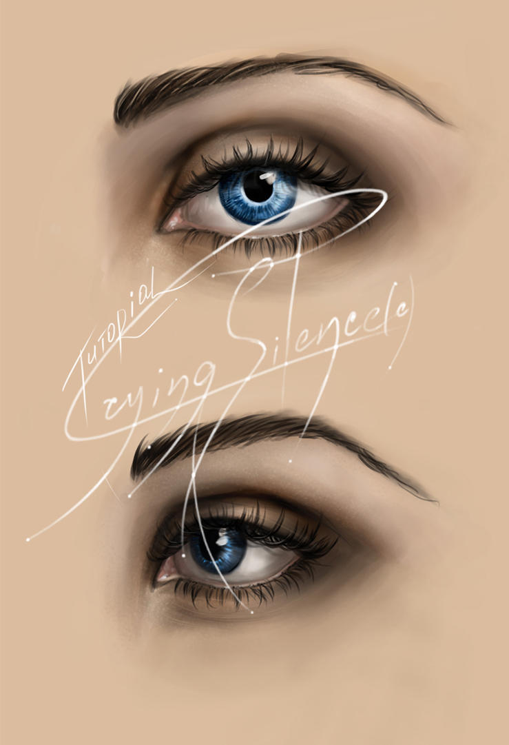 How to Draw Eyes by JosefinaCS