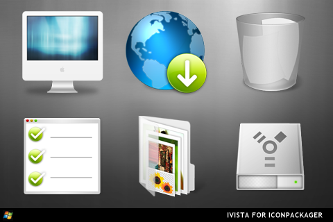 iVista For Iconpackager