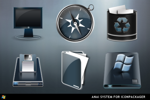 Anai For IconPackager