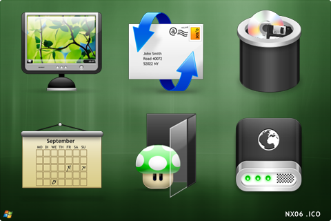 NX06 For Windows by ipholio