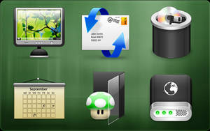 NX06 For IconPackager by ipholio