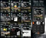 Black Bliss For Sony Ericsson