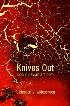 Knives Out Wallpaper Pack