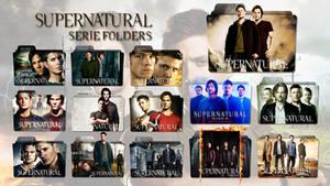 Supernatural Serie Folders
