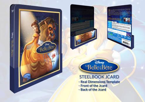 Steelbook Jcard La Belle Et La Bete