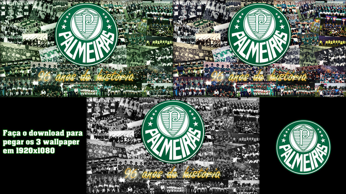 Palmeiras 96 anos by Panico747