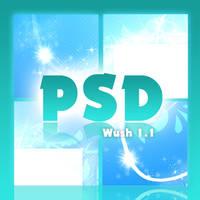 Wush PSD
