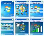 Windows 7 Theme for Sony Ericsson Mobile Phones