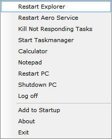 Restarter for Windows