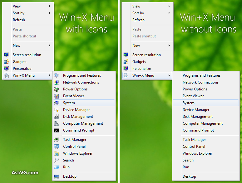 Get Windows 8 Win+X Menu in Windows 7 by Vishal-Gupta