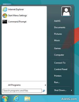 classic start menu in windows 8.1