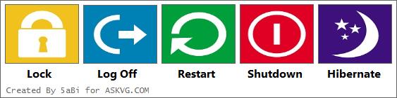 Shutdown Panel for Windows by Vishal-Gupta