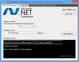 Microsoft .NET Framework 3.5 Offline Installer by Vishal-Gupta