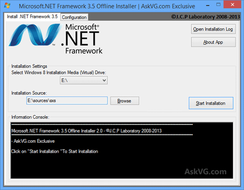 How to download. Net framework 3. 5 and latest netframeworks.