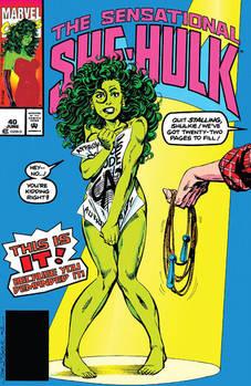She Hulk Jumping Rope gif