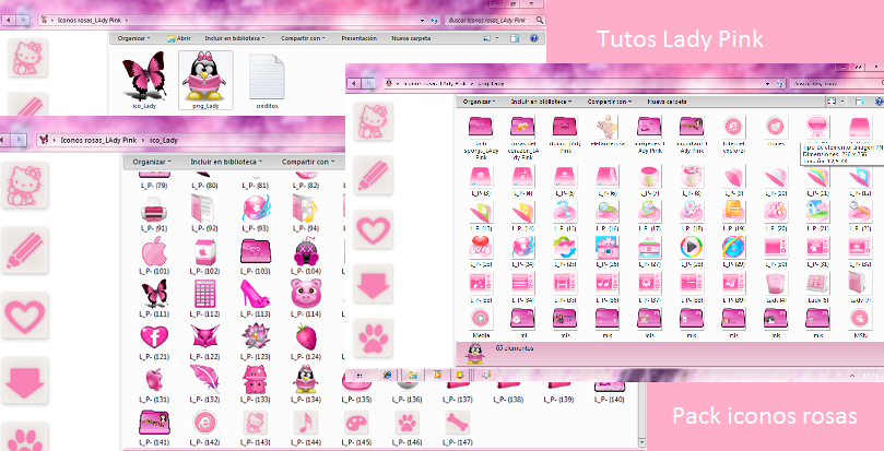 c896ed02a348d PAck de iconos rosa by TutosLadyPink on DeviantArt