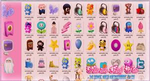 Pack de lindos  iconos
