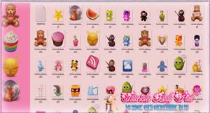 Iconos pequenos lindos  png