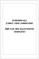Comic Page Templates