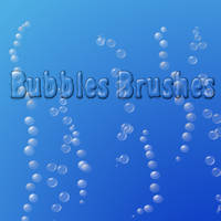 Bubble Brushes by Mintoons