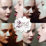 Model PSD Coloring