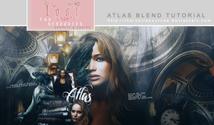 Atlas blend tutorial