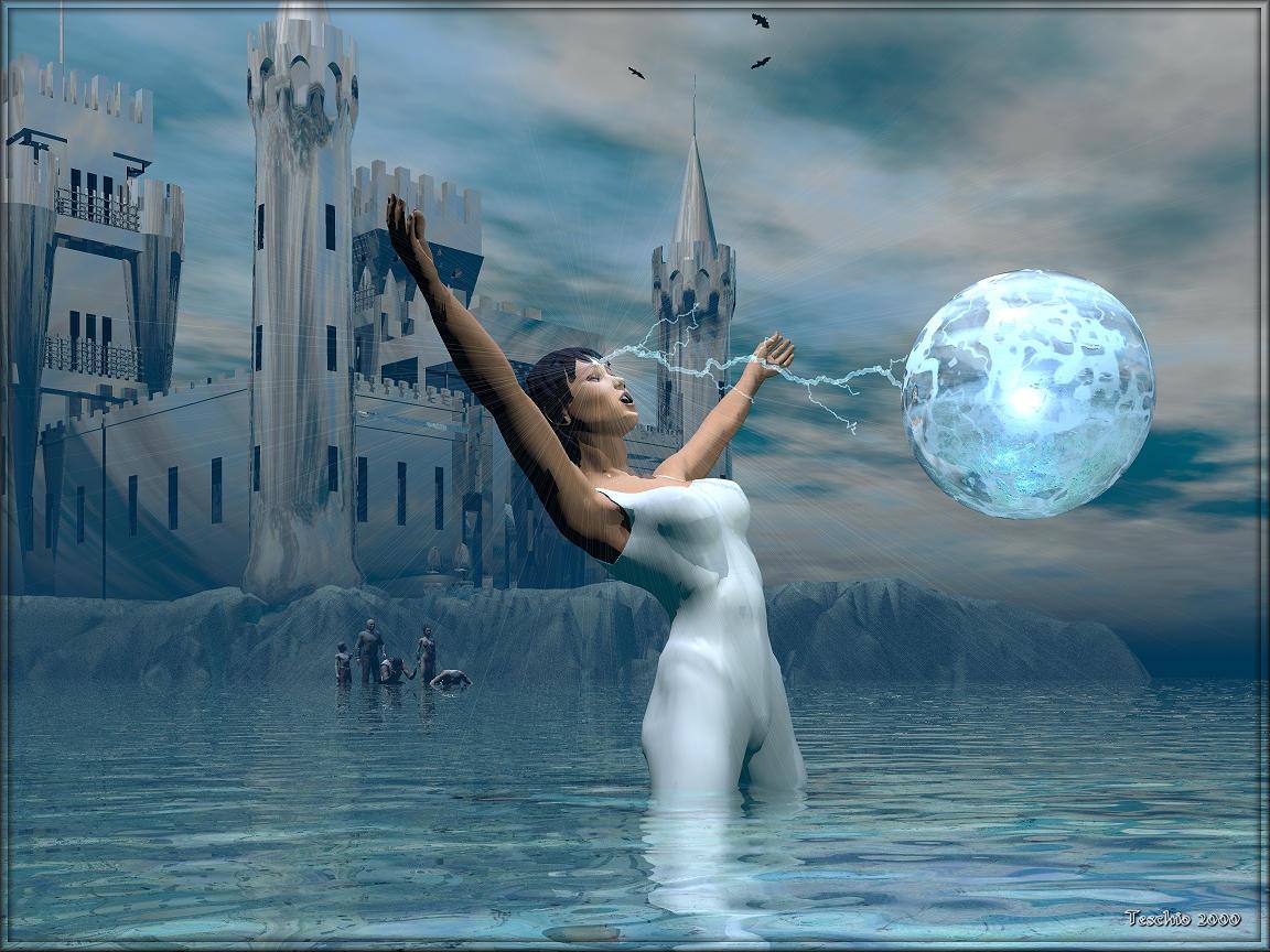 Fantasy by teschio