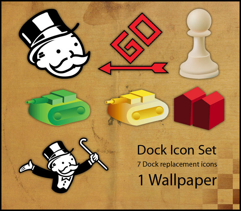 Dock Icon Set XI by willylorbo