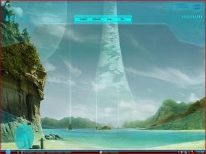 Halo 3 Hud Theme for Astonshel by joshbell56