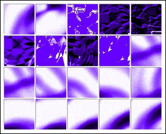 10.14 Purple Foam 1 by rosebfischer