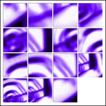 10.14 Purple Foam 3 by rosebfischer