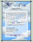 Pegasus Pixel CSS - Daylight