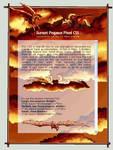 Pegasus Pixel CSS - Dark Fire