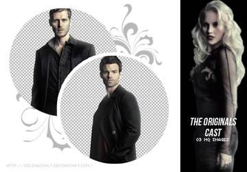 [pack png] The Originals Cast