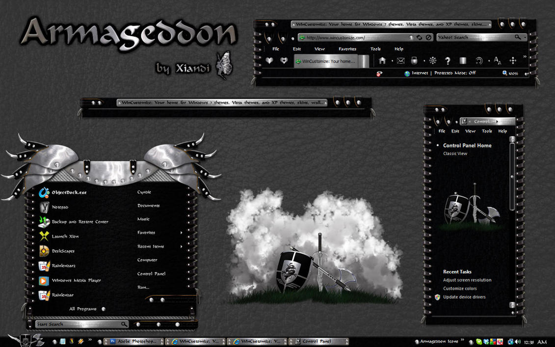 Armageddon WB by Xiandi