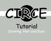 Tutorial: Hair and Eyes by circe-nausicca