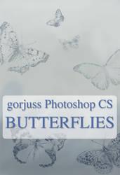 Gorjuss Butterflies