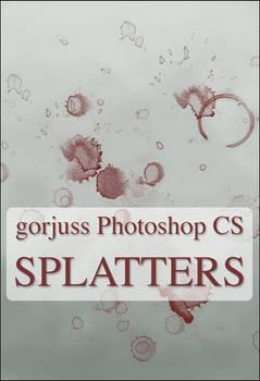 Gorjuss Splatters
