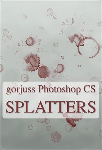 Gorjuss Splatters by gorjuss-stock