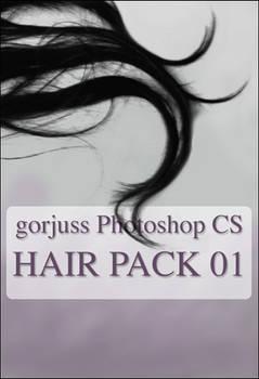 Photoshop HAIR brushes pack 01