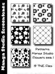 Patterns MangaStudio pack 3