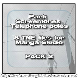 Telephone poles 2 for MS