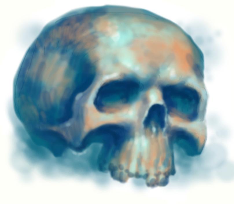 skullyjuly by AvvveNgeR