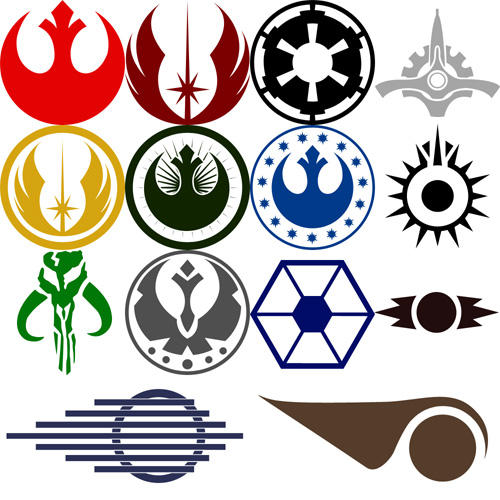 Star Wars Symbol Custom Shapes by Tensen01 on DeviantArt