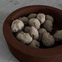 Bowl Of Heads