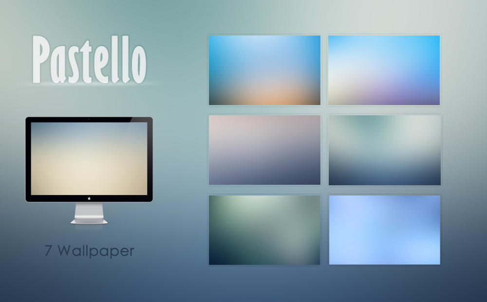 Pastello - Wallpaper Pack by d-bliss