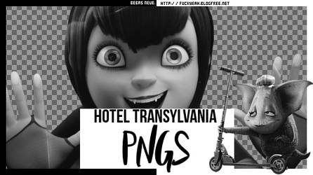 Hotel Transylvania PNG
