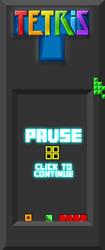 Tetris banner by SchillieAE
