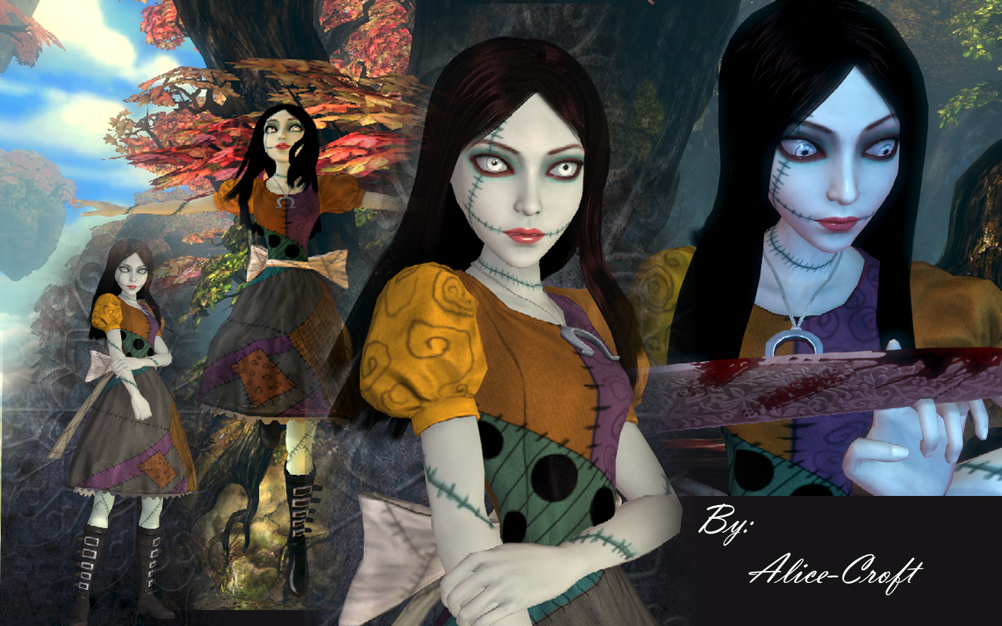 Alice 2 madness returns mods pron picture