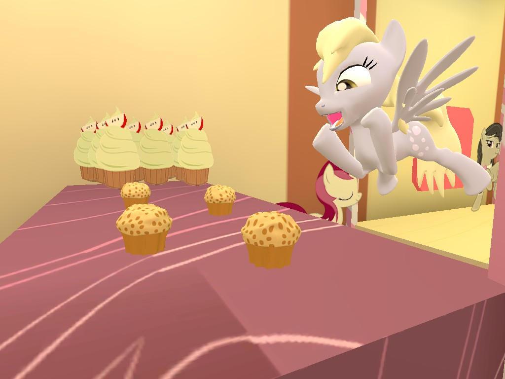 Muffin by RetardedLion